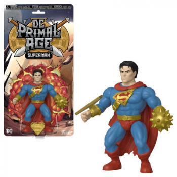 Superman DC Primal Age Action Figure - Superman
