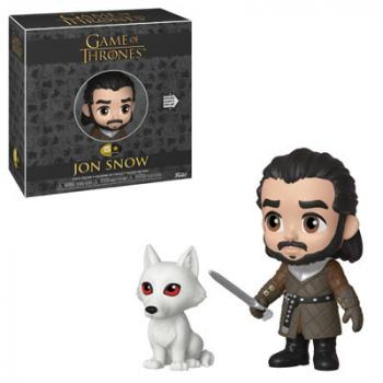 Game of Thrones 5 Star Action Figure - Jon Snow