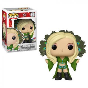 WWE POP! Vinyl Figure - Charlotte Flair