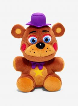 Five Nights at Freddy's Plush - PizzaSim - Rockstar Freddy