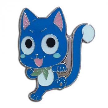 Fairy Tail Pins - SD Happy