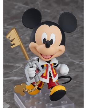 Kingdom Hearts Nendoroid - King Mickey