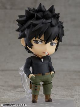 Psycho-Pass Sinners of the System Nendoroid - Shinya Kogami Action Figure