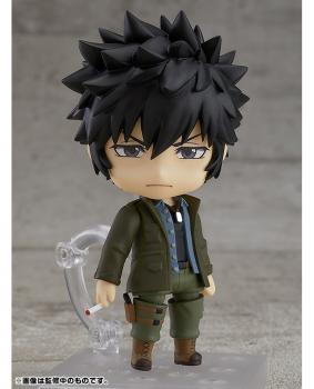 Psycho-Pass Sinners of the System Nendoroid - Shinya Kogami SS Ver. Action Figure