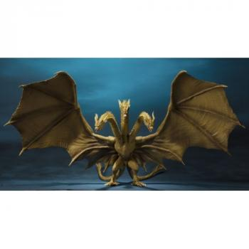 King of the Monsters Godzilla S.H. MonsterArts Action Figure - King Ghidorah