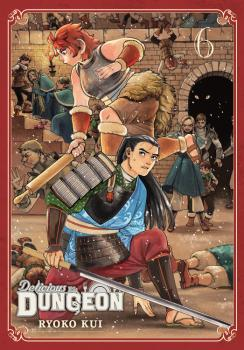 Delicious in Dungeon Manga Vol. 6