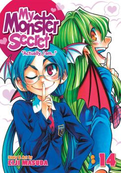 My Monster Secret Manga Vol. 14