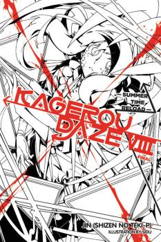 Kagerou Daze Novel Vol. 8