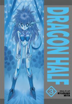 Dragon Half Omnibus Manga Vol. 3