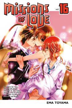 Missions of Love Manga Vol. 16