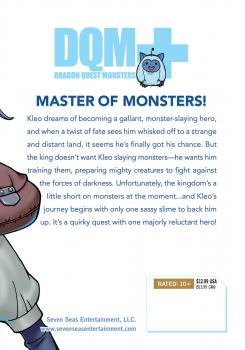 Dragon Quest Monster+ Manga Vol. 1