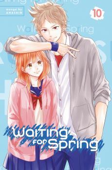 Waiting for Spring Manga Vol. 10