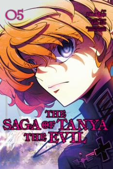 Saga of Tanya the Evil Manga Vol. 5