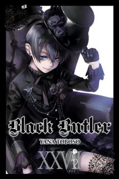 Black Butler Manga Vol. 27