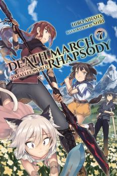 Death March to the Parallel World Rhapsody Novel Vol. 7
