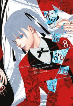 Kakegurui Manga Vol. 8: Compulsive Gambler