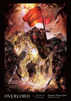 Overlord Novel Vol. 9