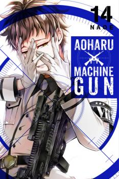 Aoharu X Machinegun Manga Vol. 14