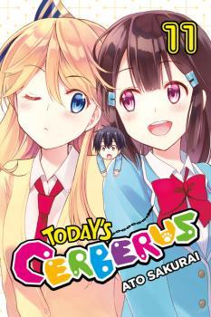 Today's Cerberus Manga Vol. 11