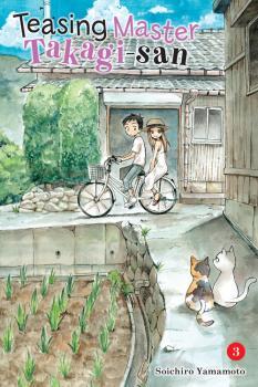 Teasing Master Takagi-san Manga Vol. 3