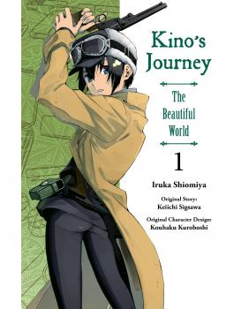 Kino's Journey Manga Vol. 1 - Beautiful World