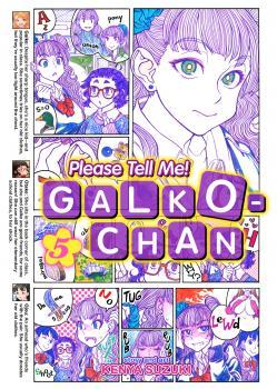 Please Tell Me! Galko-chan Manga Vol. 5