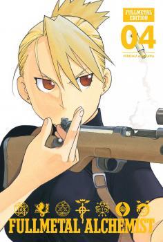 FullMetal Alchemist Manga Vol. 4 - Fullmetal Edition