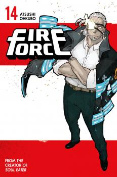 Fire Force Manga Vol. 14