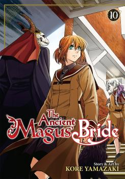 Ancient Magus' Bride Manga Vol. 10