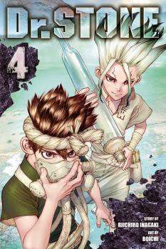 Dr. Stone Manga Vol. 4