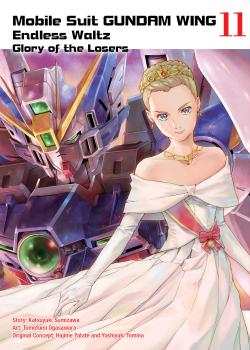 Gundam Wing Manga Vol. 11 - Glory of The Losers