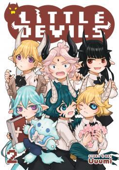 Little Devils Manga Vol. 2
