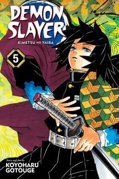 Demon Slayer Manga Vol. 5 - Kimetsu no Yaiba