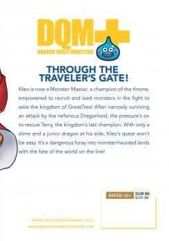 Dragon Quest Monster+ Manga Vol. 2