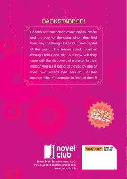 Clockwork Planet Novel Vol. 4