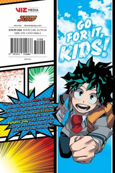 My Hero Academia School Briefs Manga Vol. 1 - Parents' Day