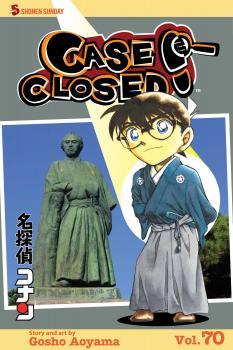 Case Closed Manga Vol. 70