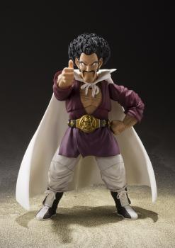 Dragon Ball Z S.H. Figuarts Action Figure - Mr. Satan (Hercules) S.H.Figuarts Action Figure