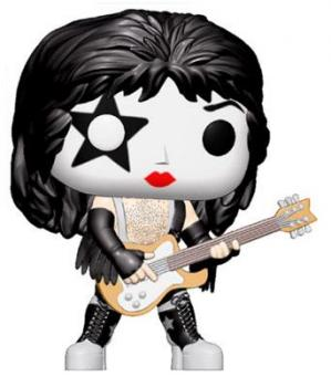 Pop Rocks Kiss POP! Vinyl Figure - Starchild