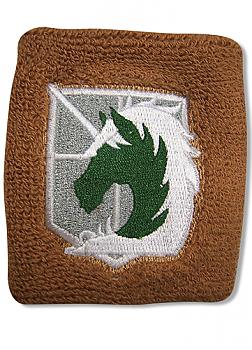 Attack on Titan Sweatband - Military Police Brigade