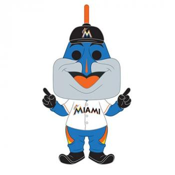 MLB Stars: Mascots POP! Vinyl Figure - Billy The Marlin (Miami Marlins)