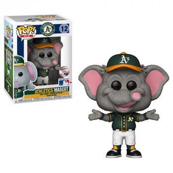MLB Stars: Mascots POP! Vinyl Figure - Stomper (Oakland Athletics)