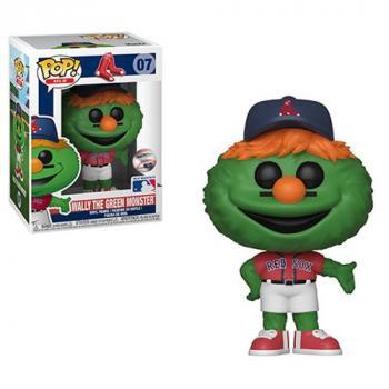 MLB Stars: Mascots POP! Vinyl Figure - Wally The Green Monster (Boston Red Sox)