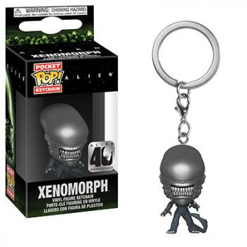 Aliens 40th Pocket POP! Key Chain - Xenomorph
