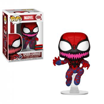 Spider-Man POP! Vinyl Figure - Spider-Carnage (AAA Anime Exclusive No. 4)
