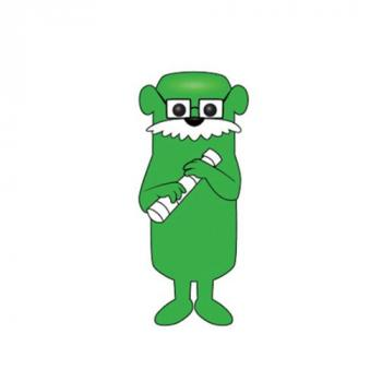 Ad Icons Otter Pops POP! Vinyl Figure - Sir Issac Lime