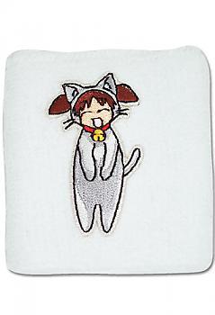 Azumanga Daioh Sweatband - Chiyo Cat Costume