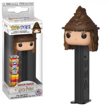 Harry Potter POP! Pez - Hermione Granger (Sorting Hat)