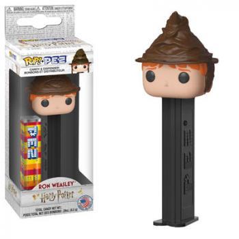 Harry Potter POP! Pez - Ron Weasley (Sorting Hat)