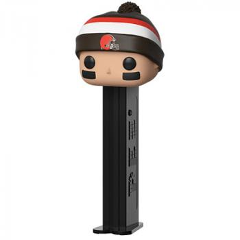 NFL Stars POP! Pez - Browns Beanie